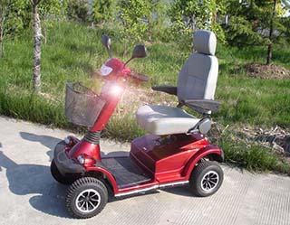 קלנועית איכותית - רמה גבוהה במיוחד - דגם נויה