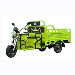 רכב תפעולי - דגם דרגון - רכב חשמלי ירוק