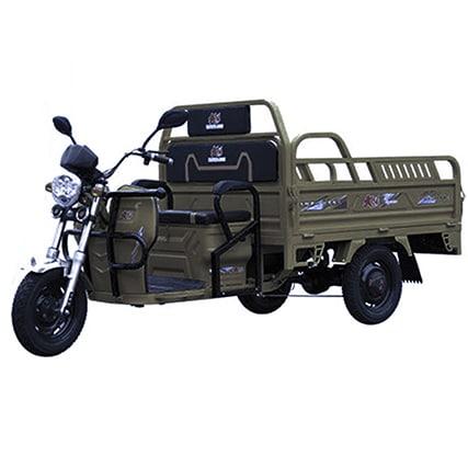 רכב תפעולי - דגם דרגון - רכב חשמלי חום