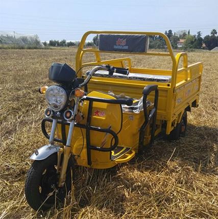 רכב תפעולי - דגם דרגון - רכב חשמלי