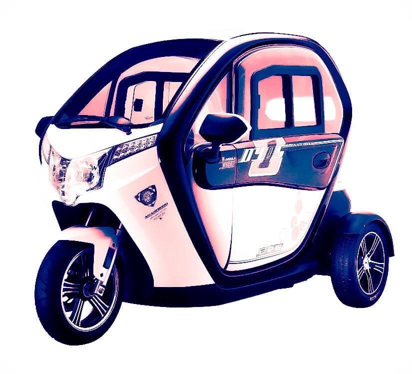 רכב חשמלי קלנועית מותג ברמה גבוהה