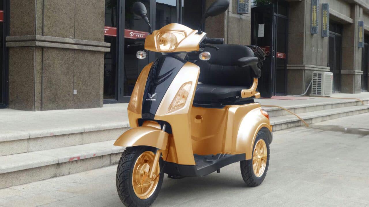 קלנועית מותג איכותי באתר