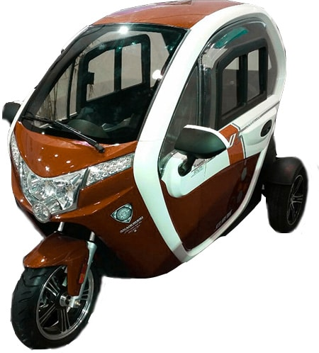 קלנועית כתומה דגם sperit 2000