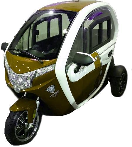 קלנועית מוזהבת דגם sperit 2000