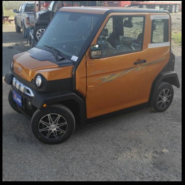 רכב חשמלי מדגם מוביל chock 1 - איכות גבוהה
