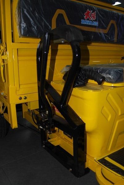 רכב תפעולי דגם דרגון חדש חלק אמצעי