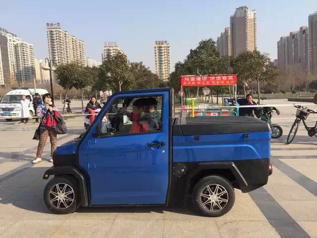 רכב תפעולי דגם COHK H