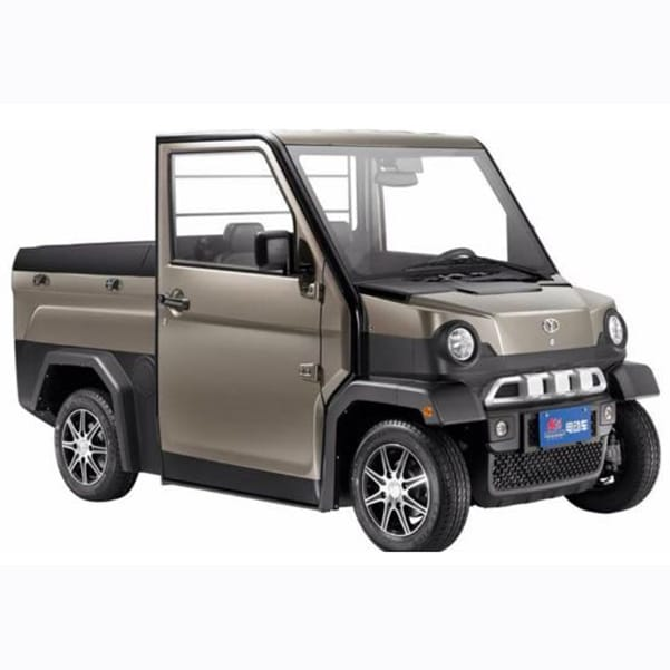רכב תפעולי אפור