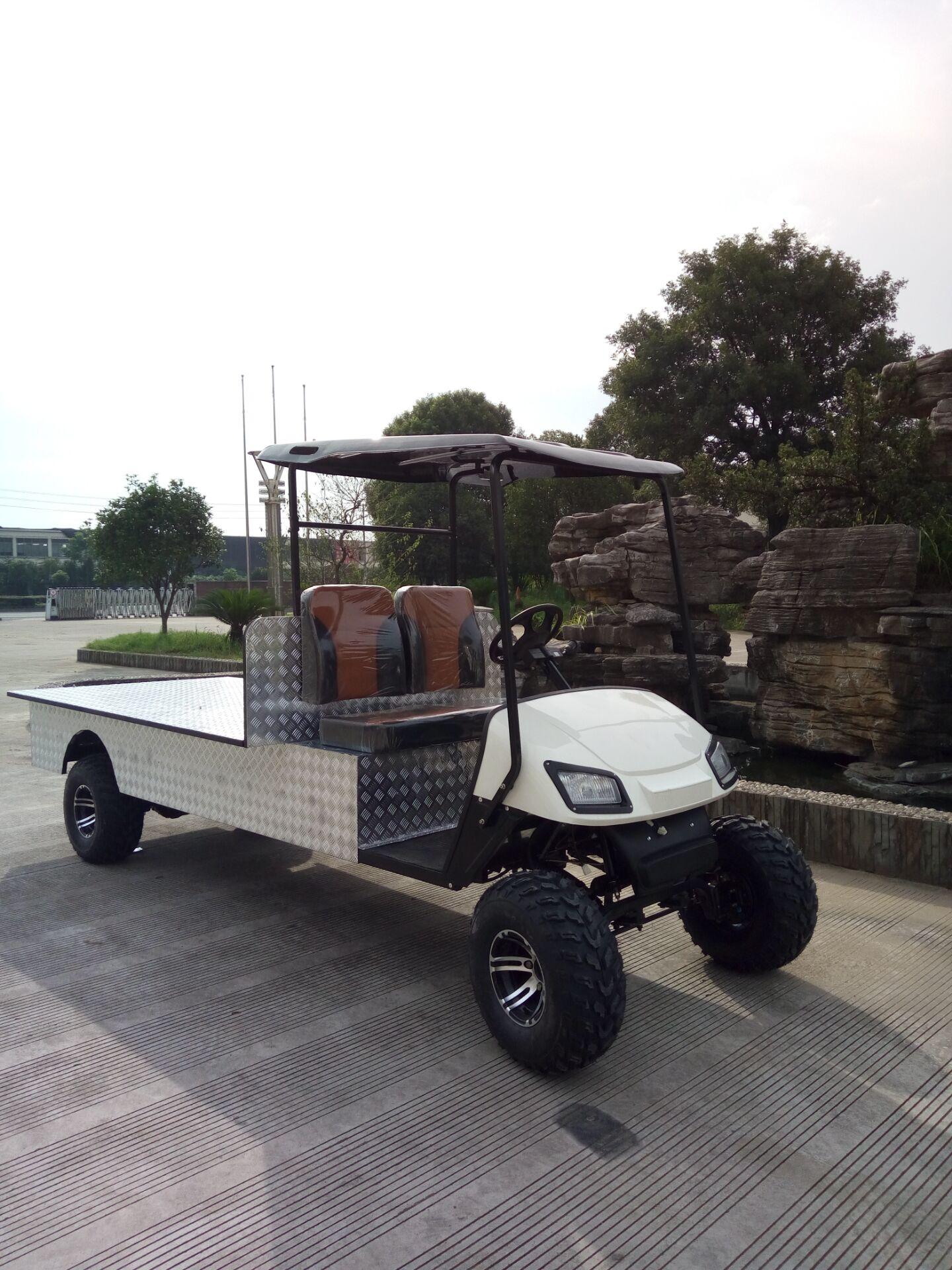 רכב תפעולי חזק ובטיחותי דגם RY-CDL-801C