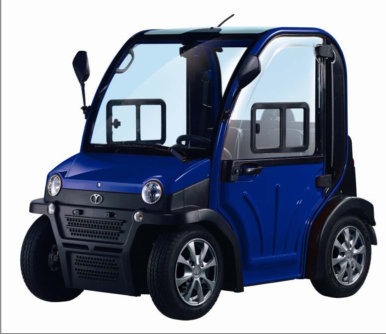 רכב תפעולי chok1 בכחול ברשת greenextreme