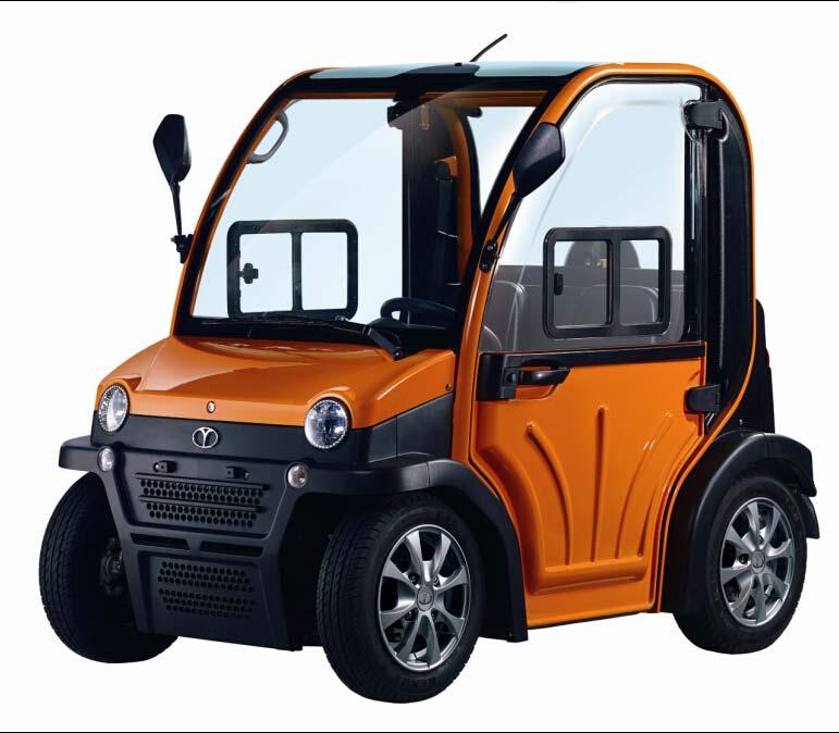 רכב תפעולי - הרכב החשמלי איכותי ברשת גרין אקסטרים