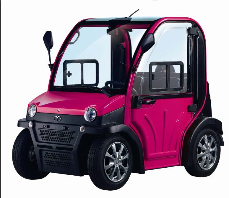 רכב תפעולי - רכב חשמלי איכותי מדגמי chok