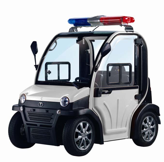 רכב תפעולי - רכב חשמלי איכותי לניידות משטרה