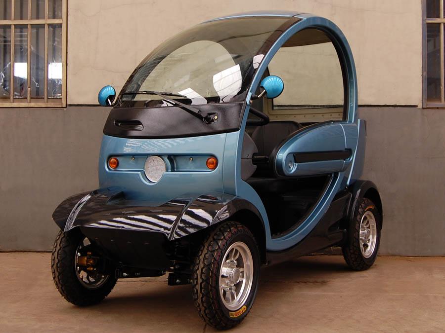 רכב חשמלי איכותי בעיצוב מתקדם דגם x1
