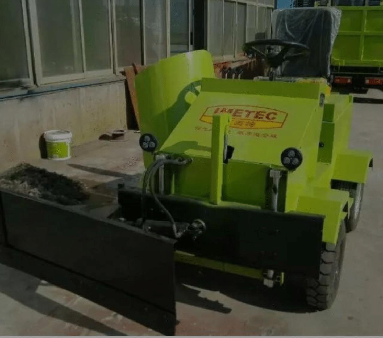 רכב תפעולי איכותי לסילוק מזון ואשפות - Green Extreme
