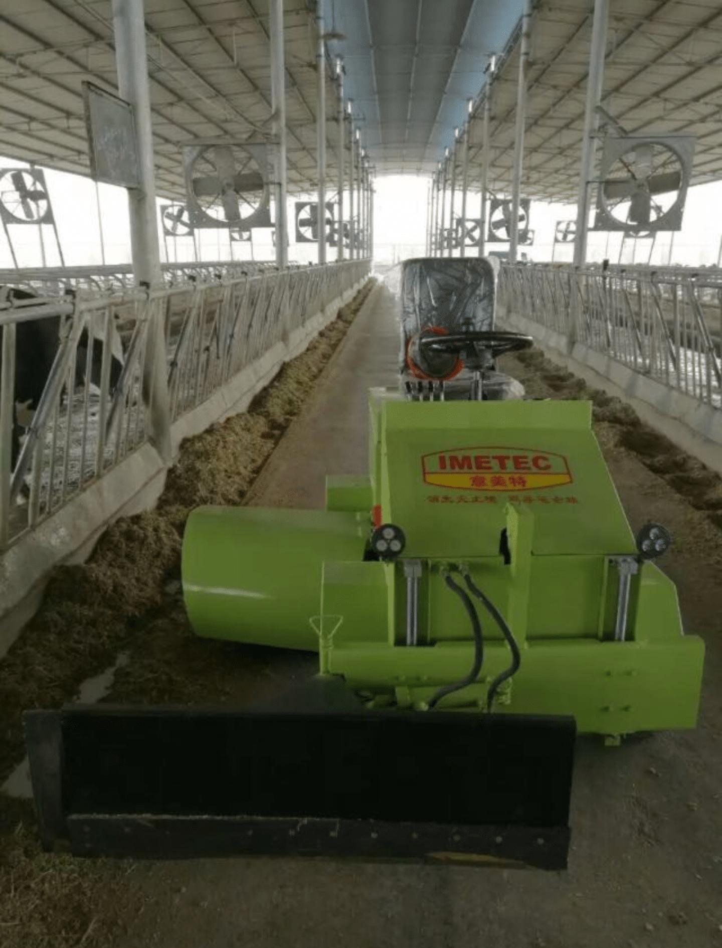 רכבים תפעוליים לסילוק מזון מבית רשת גרין אקסטרים