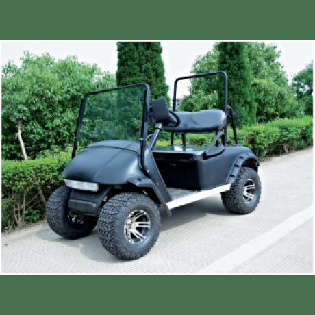 רכב תפעולי דגם ry-ez עם שני מושבים ב- greenextreme