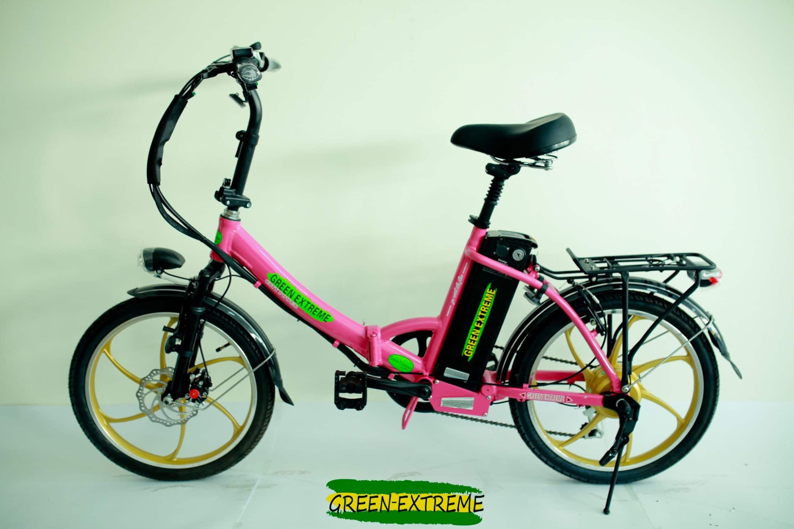 אופניים חשמליים לנשים דגם Ultra